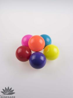 colored russian jugglng balls
